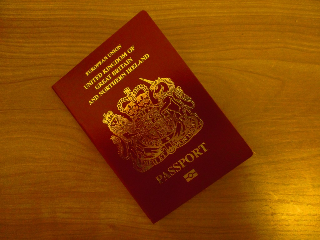 A Super-Fast UK Passport Application