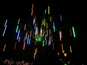 Garden of Light (Lumiere Festival - Durham)