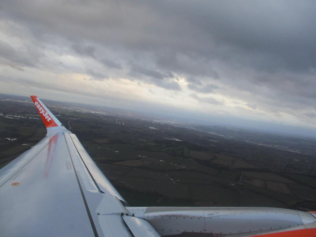 Flying Newcastle to Tenerife