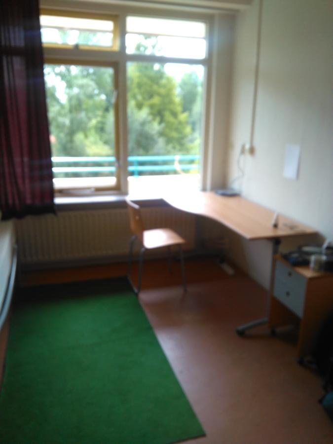 My Desk in Wageningen
