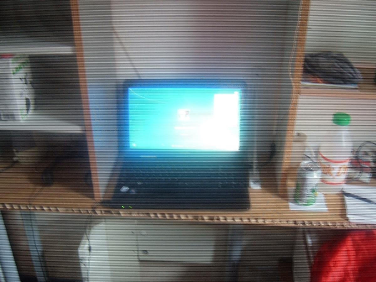 Working from a Shelf in Zoetermeer