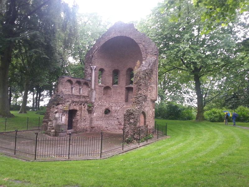 Barbarossa-ruïne (aka St Martin's Chapel)