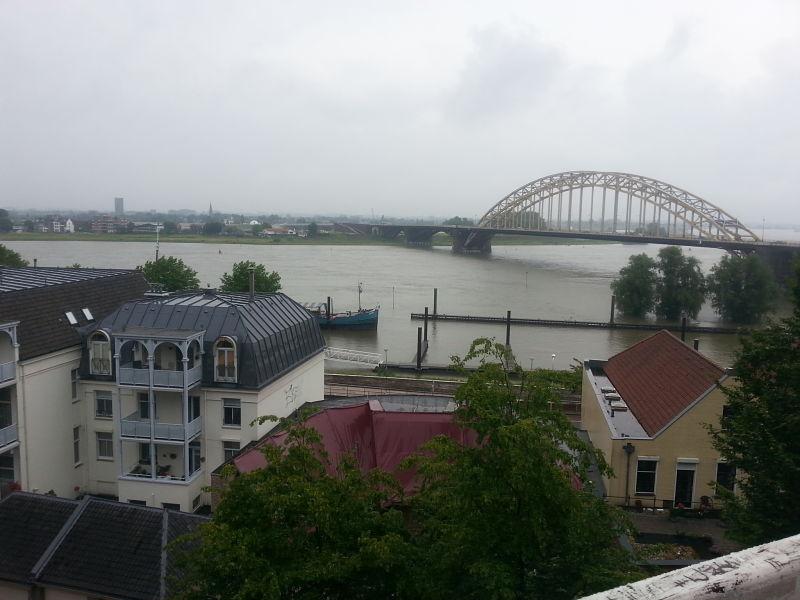 River Waal in Nijmegen