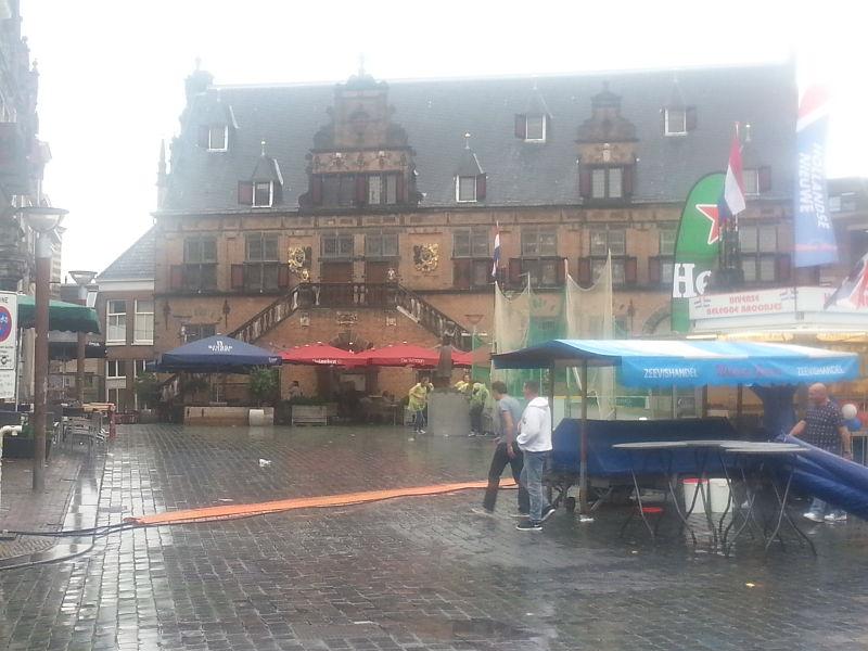 The Grote Markt, Nijmegen