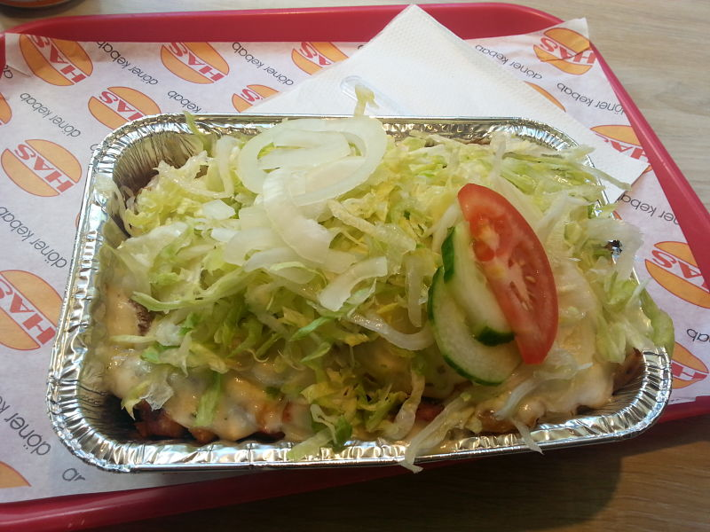 Kapsalon (Dutch Food)