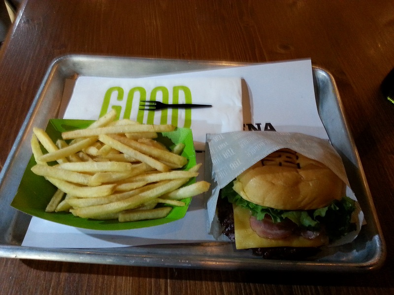 Move over Mcdonald's, the Good Burger Is the Best Burger in Spain