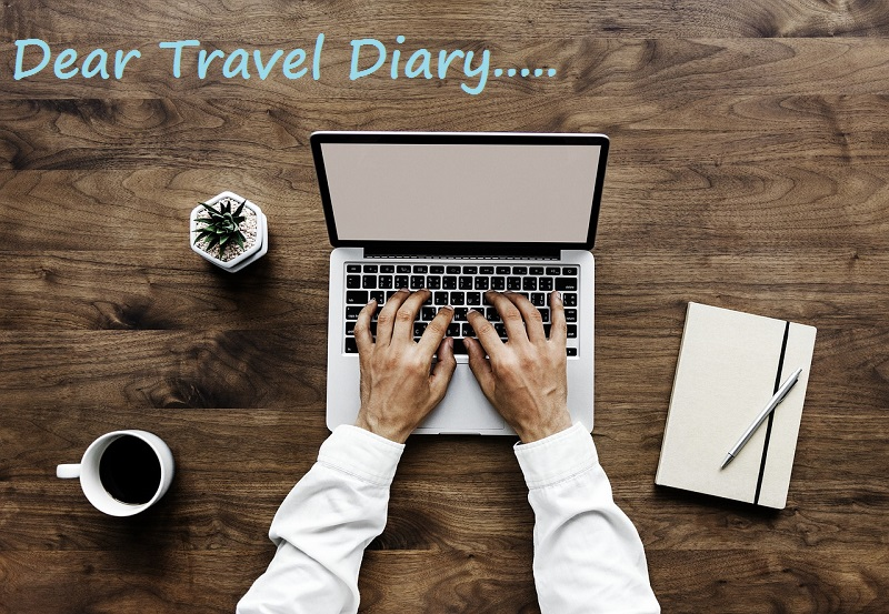 Introducing Dear Travel Diary