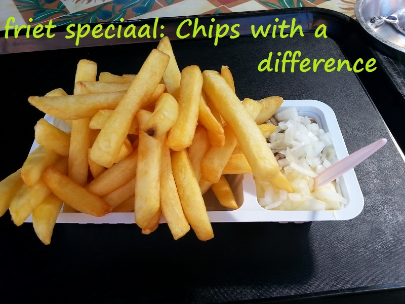 Friet Speciaal: Dutch Chips Get Special