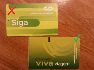 Portuguese Train Tickets