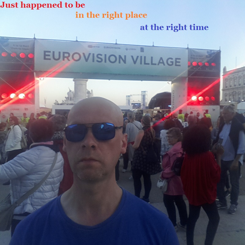 Taking Some Time-Out to Visit the Eurovision Village in Lisbon