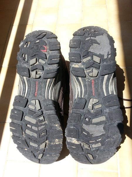 Karrimor Hiking Boots Review (My Opinion After 2 Years of Use)