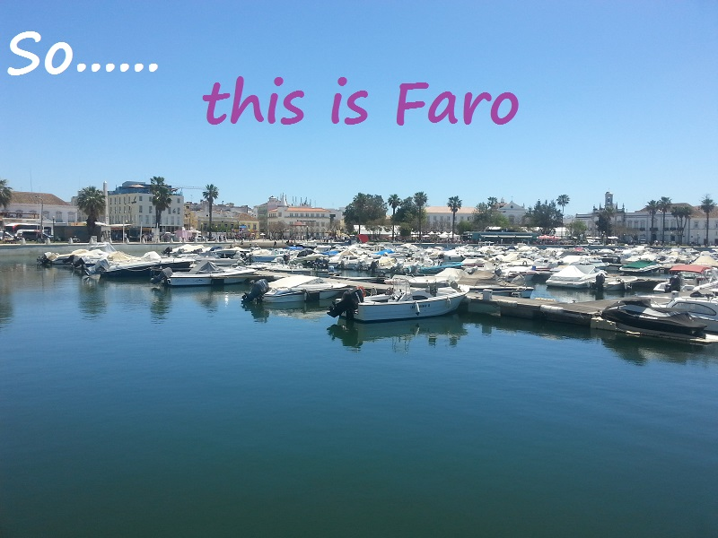 On the Move Again: A Quick Visit to Faro