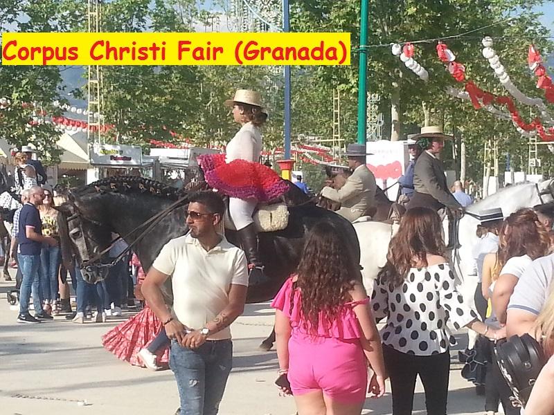 Un Día de Fiesta: Corpus Christi Celebrations in Granada