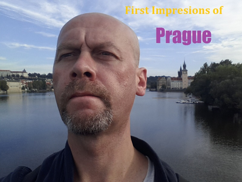 After Walking Around Prague for Seven Hours I Was Very Impressed