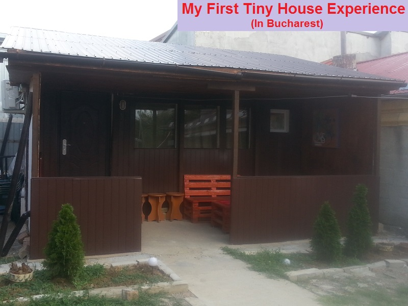 Thoughts on the Tiny House Movement and My First Tiny House Experience