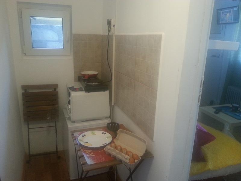 Tiny House Kitchen (Bucharest, Romania)