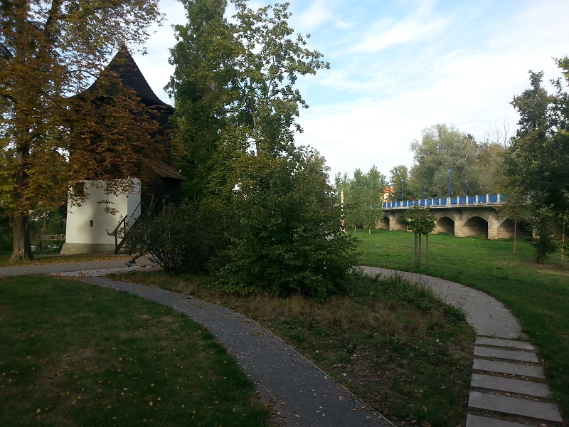 The Miner's Church at Poděbrady