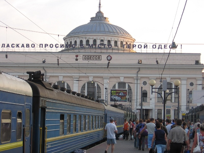 Why the Train Is the Best Way to Travel from Odessa to Chişinău (+ How to Buy a Ticket)