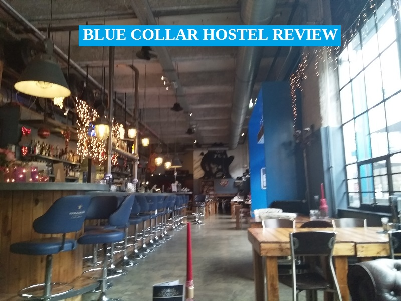 Blue Collar Hostel Review: Is It the Best Hostel in Eindhoven?