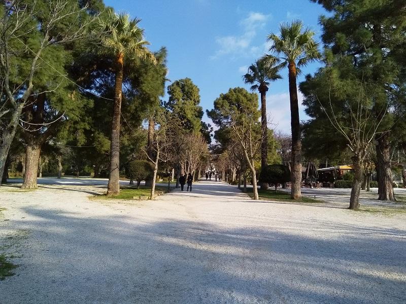 Alsos Kifisias Park (Kifissia, Athens)