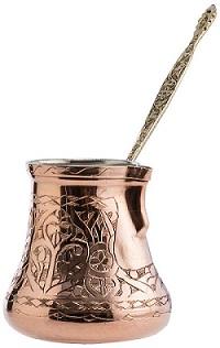 A Briki for Making Greek / Turkish Coffee