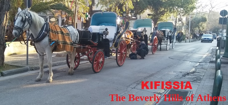 Kifissia: The Beverley Hills of Athens Is Quieter Than the City Centre