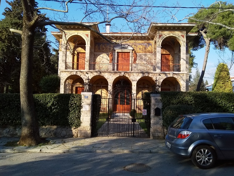 House in Kifissia, Athens