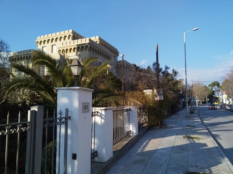 Kifissia (The Beverly Hills of Athens)