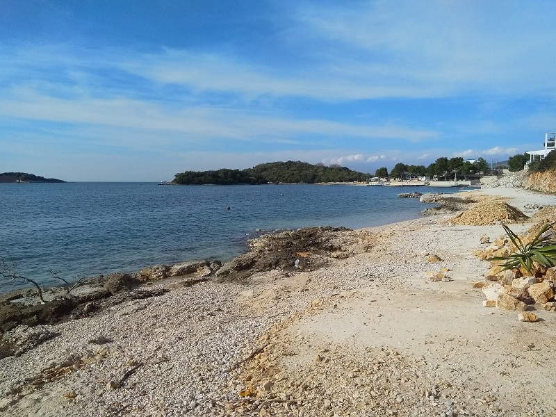 Ksamil Beach During the Off Season (pic no. 2)