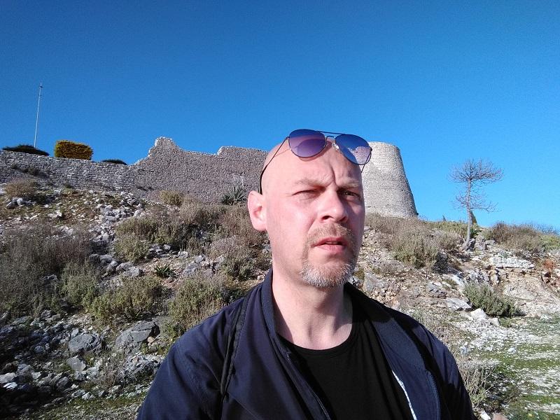 Steve Calvert (Minimalist, and Digital Nomad)