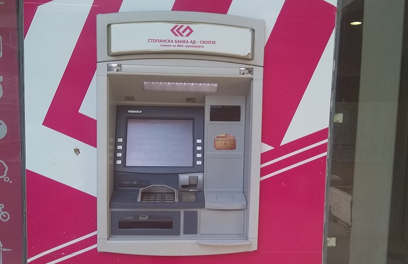 It's Easy to Avoid ATM Fees in the Republic of North Macedonia