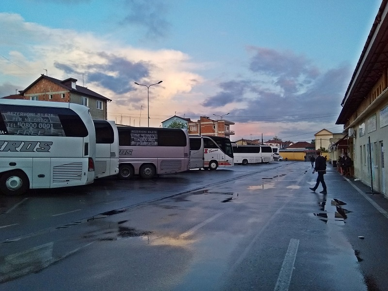 How to Buy a Bus Ticket to Travel from Tirana to Skopje