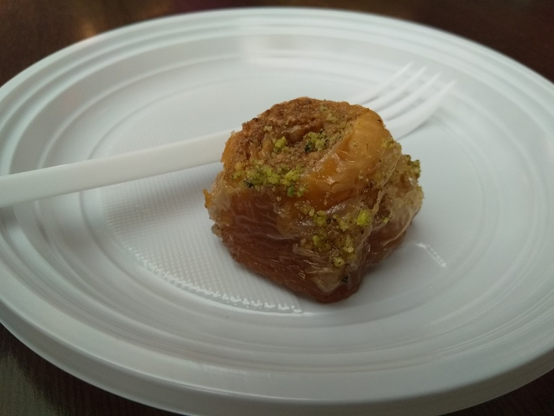 Baklava: A Tasty Dessert with an Uncertain History