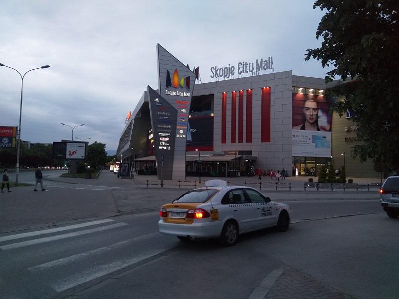 Skopje City Mall (Skopje, Macedonia)