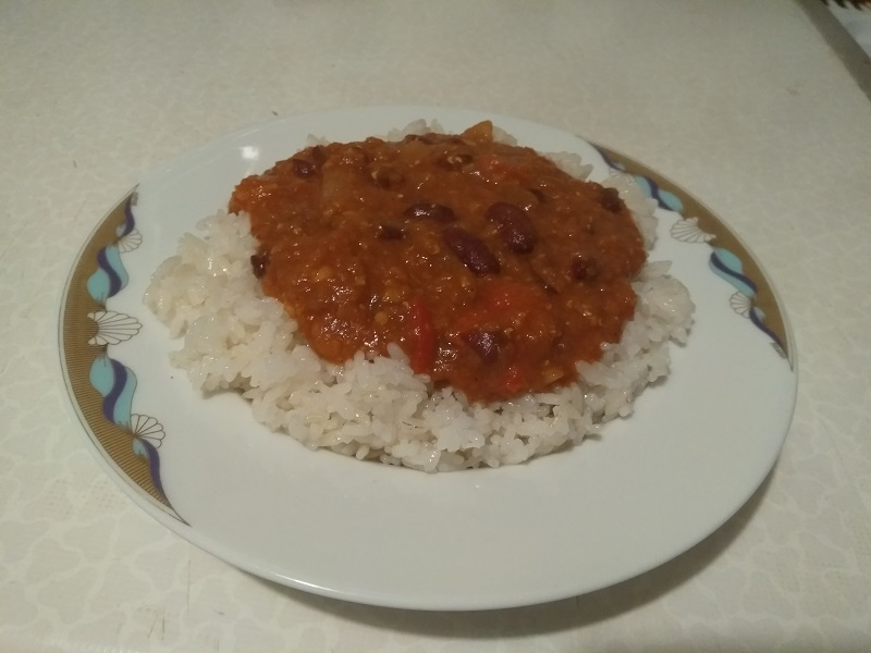 Vegan/Vegetarian Lentil Chili Recipe (For Meat Free Monday or Any Other Day of the Week)
