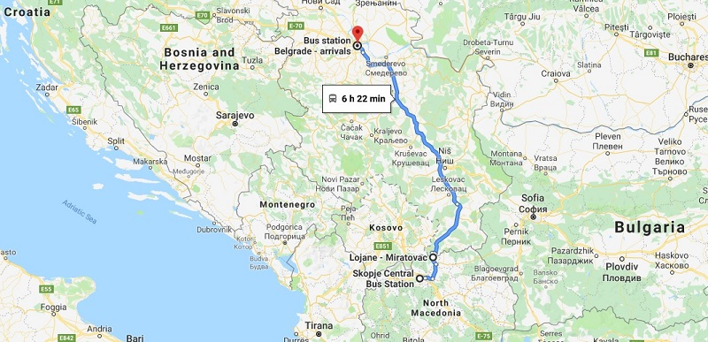 Skopje to Belgrade by Bus: Is FlixBus the Best Way to Go?