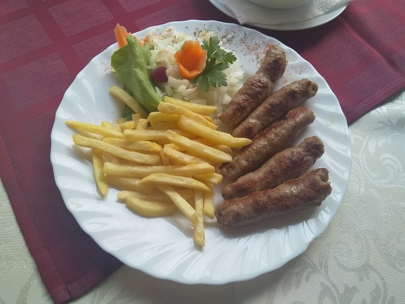Ćevapi: A Traditional Balkan Grilled Meat Dish