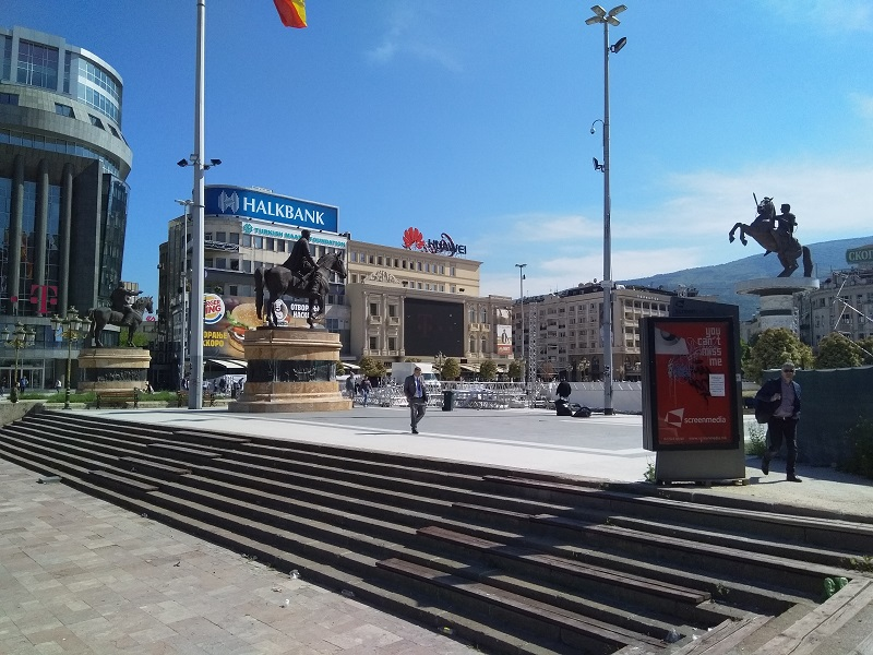 Skopje Macedonia: What It's Like to Live There + Things to See and Do