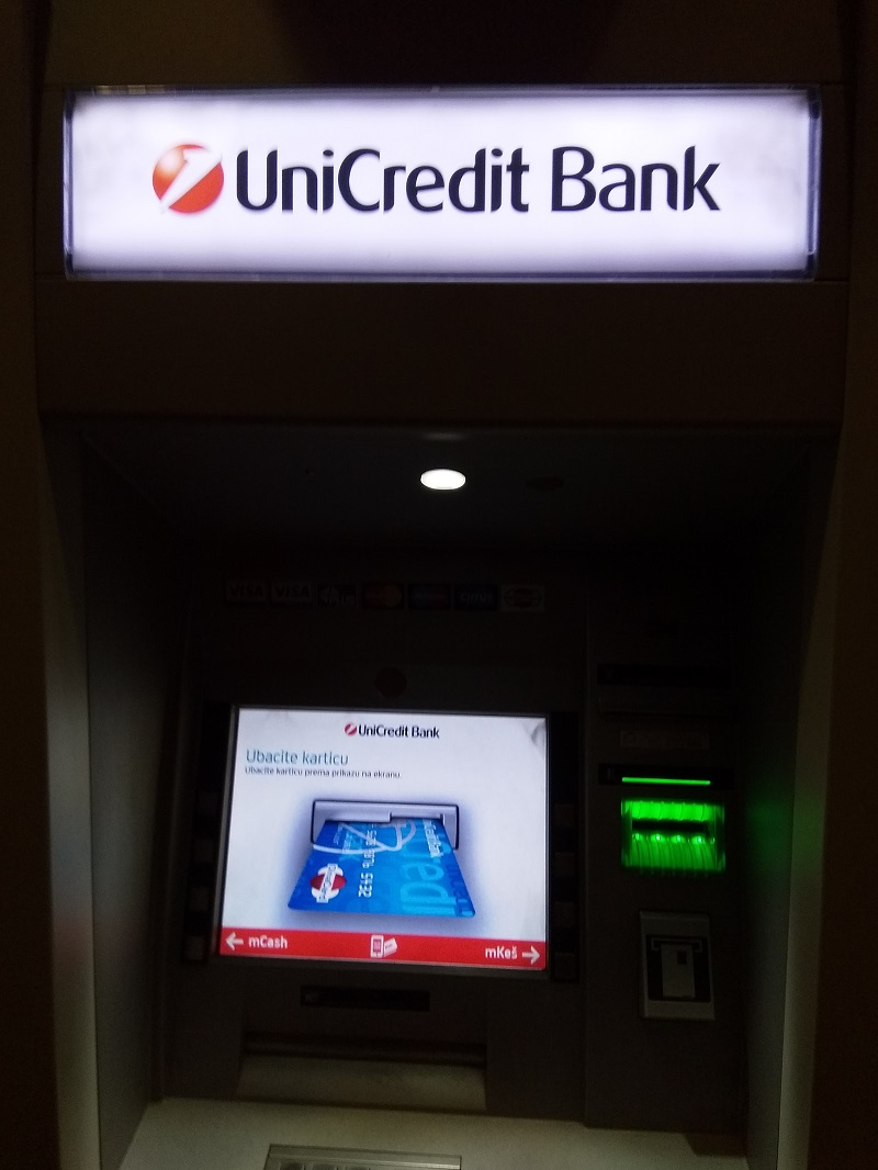 How to Avoid Paying ATM Fees While Visiting Serbia