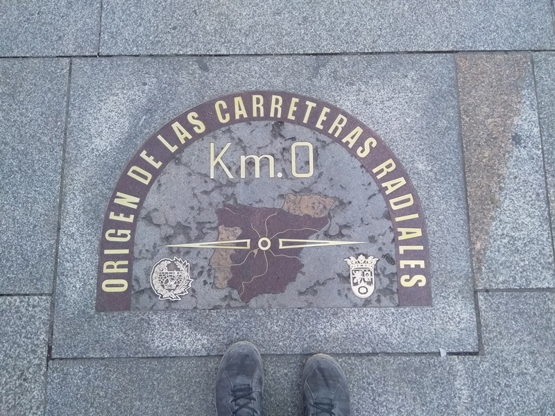 Kilometre 0 in Madrid: What It Is and How to Find It