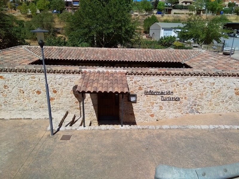 Lavadero del Espinar: A Historic Laundry Repurposed as a Tourist Information Office