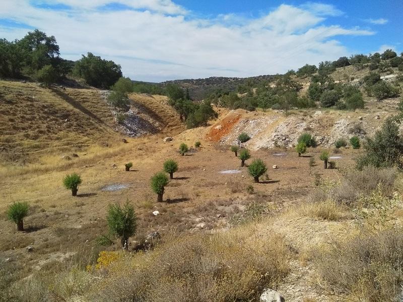 Rough Terrain in Spain (Hey! That Rhymes!)
