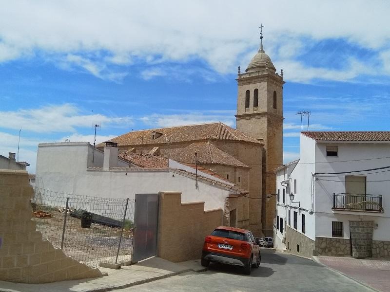 Iglesia de Santa María Magdalena in Mondéjar (Information in English)