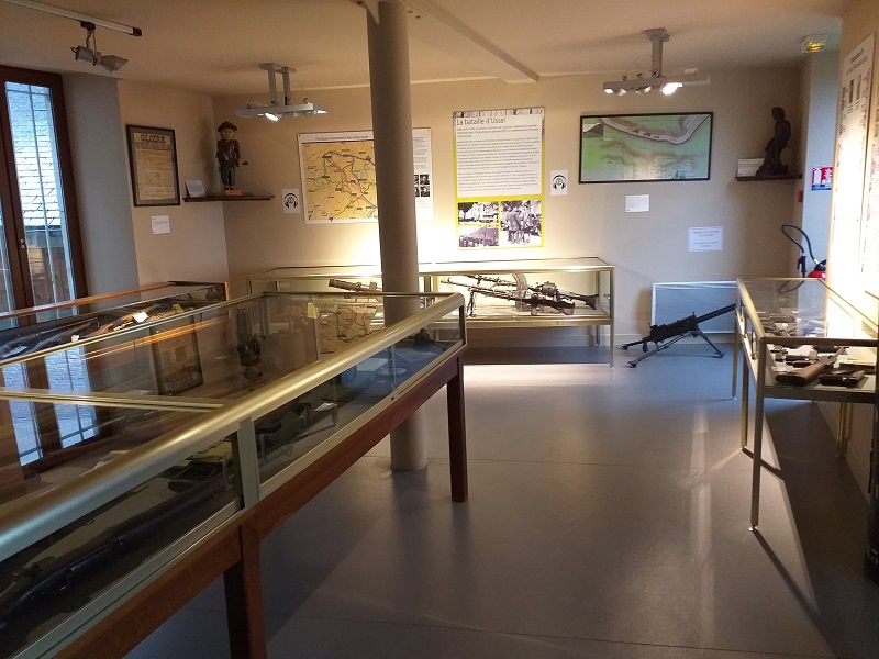 Museum in Neuvic, France