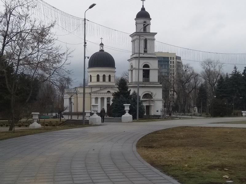 Chisinau: One of the Less Lively Capital Cities in Europe